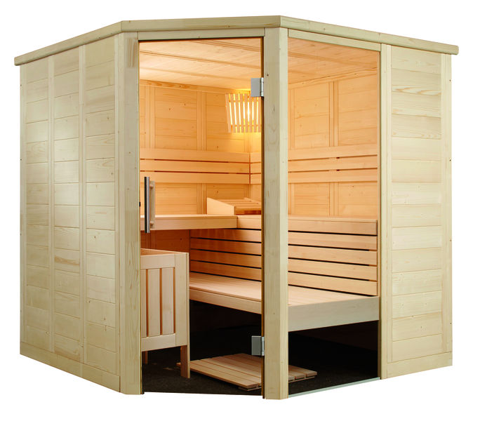 massivholz sauna. Black Bedroom Furniture Sets. Home Design Ideas
